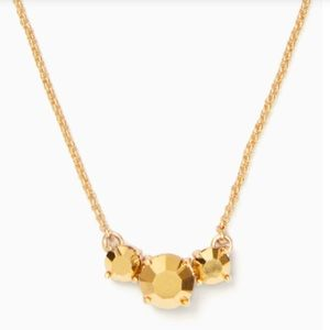 Kate Spade Forever Gems Pendant Necklace- NWT!!
